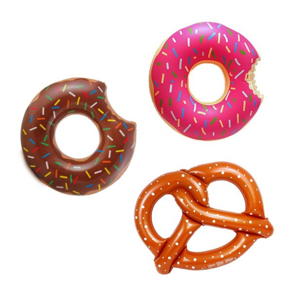 donut swim ring