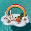 Rainbow Cloud Floating Bar