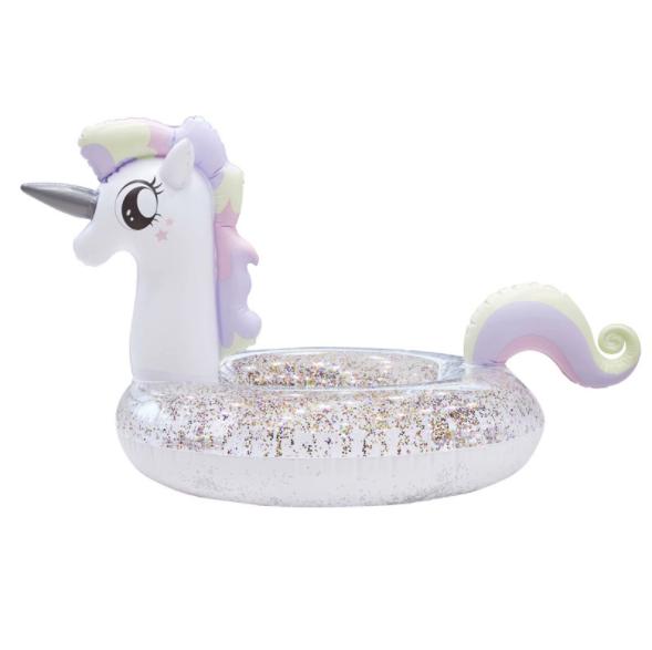 inflatable kids little pony unicorn float hk