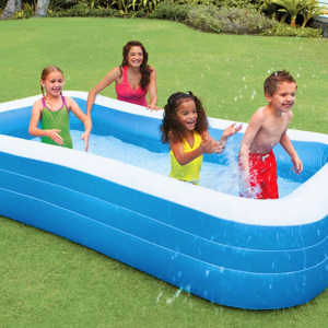 3m inflatable kids swimming pool hk