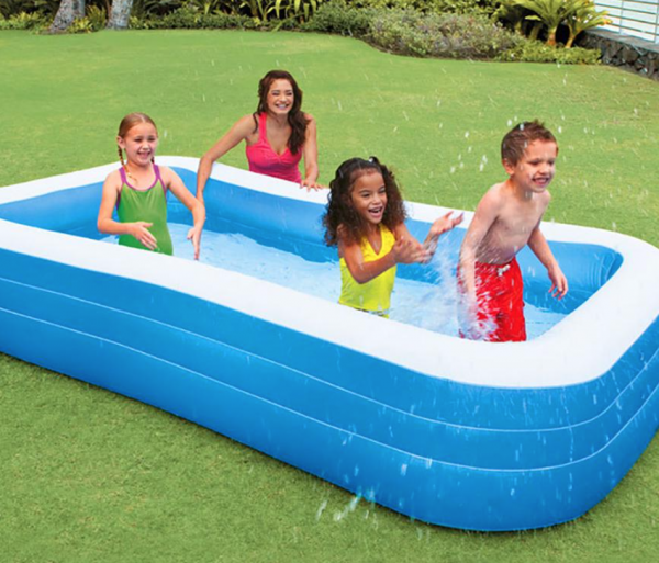 3m inflatable kids swimming pool hk