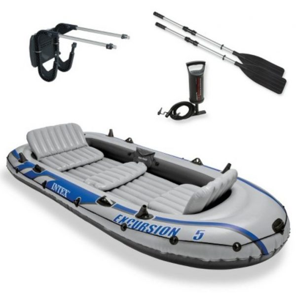 Intex inflatable boat hk