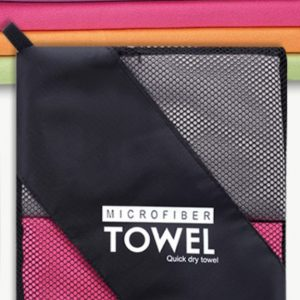 Colorful Microfiber Quick Dry Towel