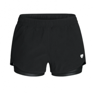 "Barrel Womens Basic 2"" UrbanWater Shorts-BLACK"