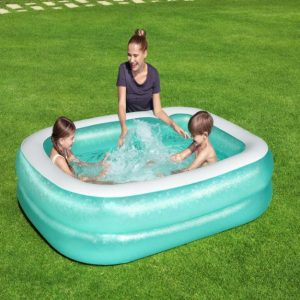 Bestway Inflatable family size swimming pool2