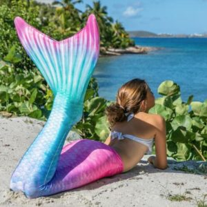 women mermaid tail