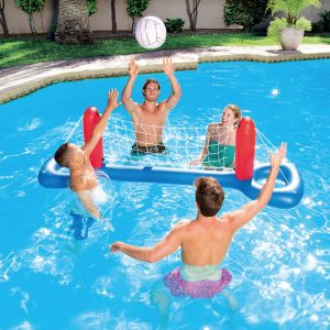 Bestway Inflatable Pool Volleyball Kids - 水上沙灘充氣排球