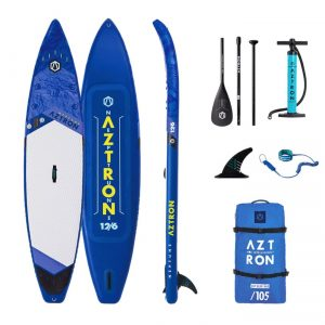 "Aztron 12'6"" NEPTUNE Inflatable Touring Board"