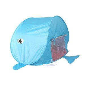 Shark Pop Up kids baby Beach Tent hk