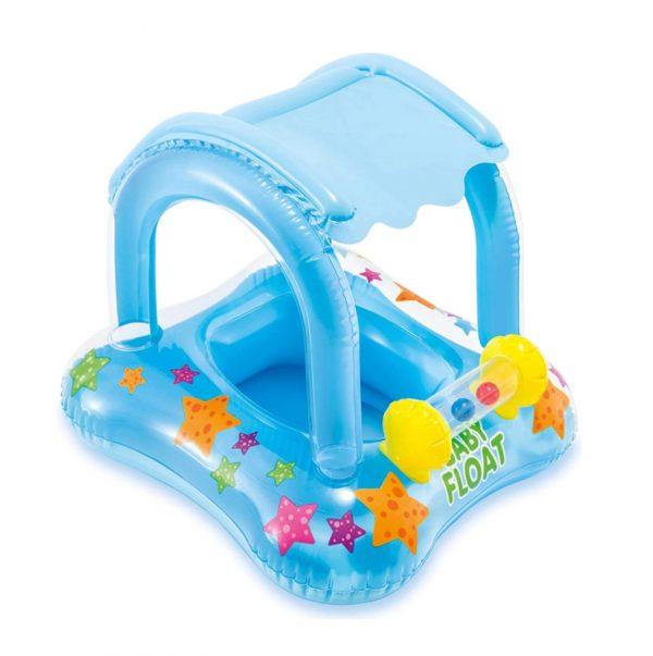 INTEX Sunscreen Protected Baby Float hk