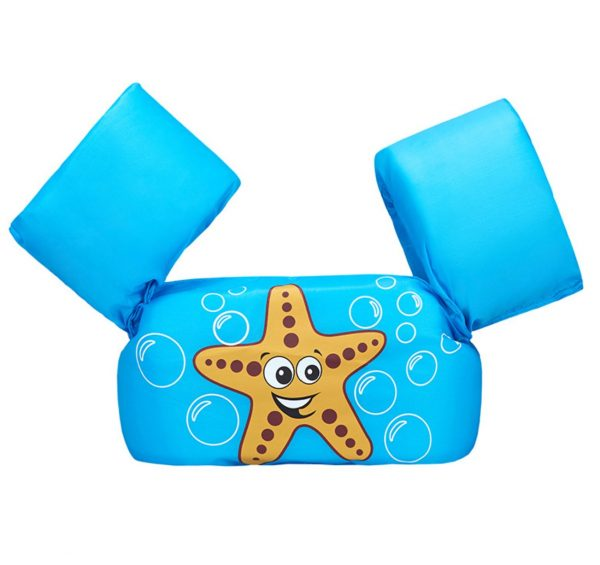 starfish baby life jacket